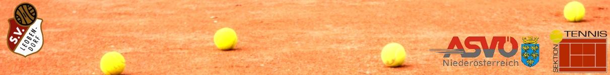 SV Sparkasse Leobendorf - Sektion Tennis